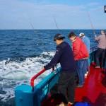 materiaal bij een zeevistocht - MS Fish Hunter - Zeevissen Delfzijl