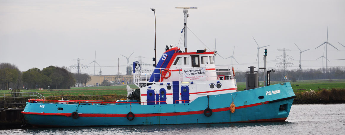 Zeevissen Delfzijl - Lauwersoog - Eemshaven - MS Fish Hunter
